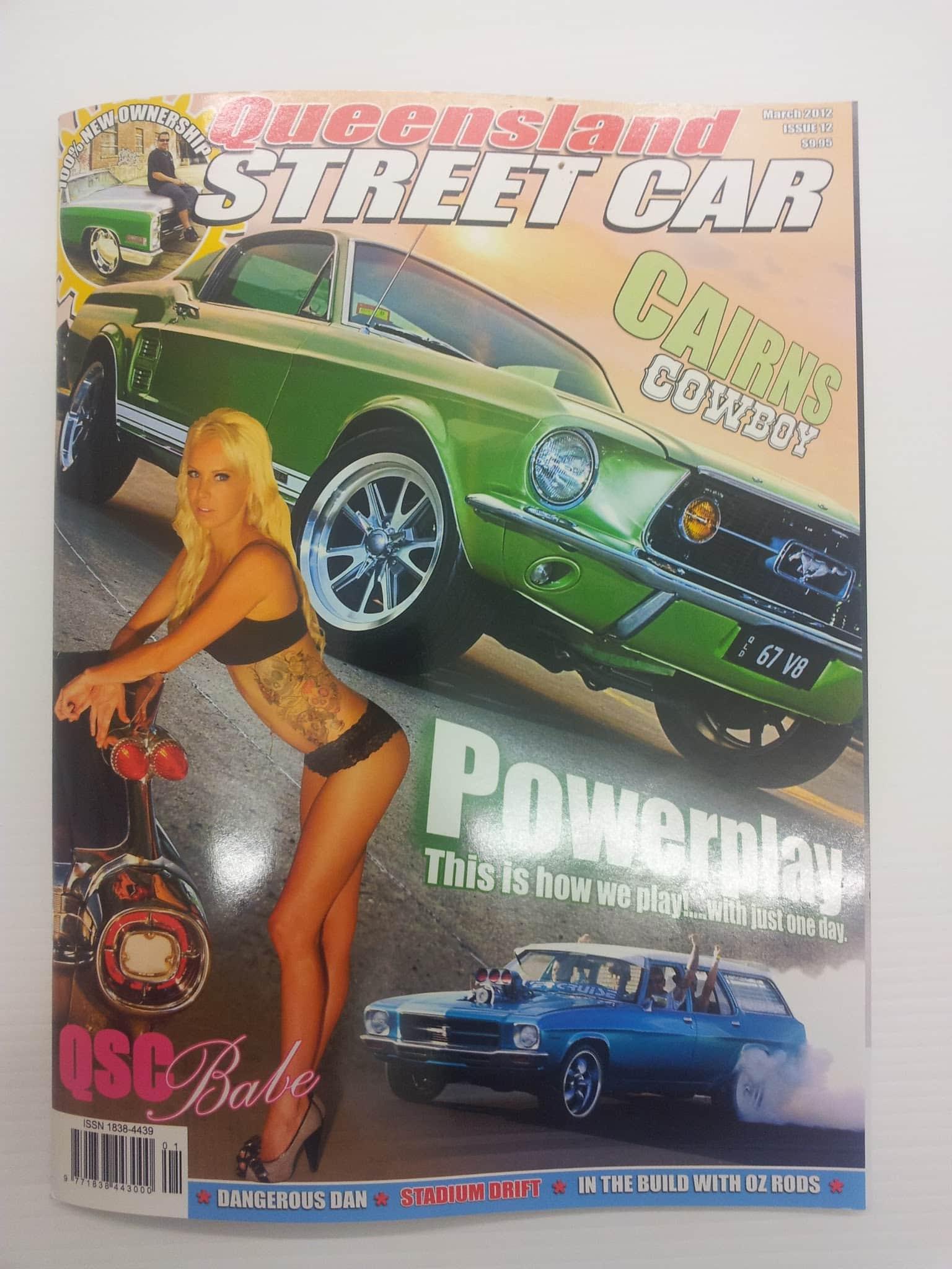 Queensland Street Car Magazine - March 2012