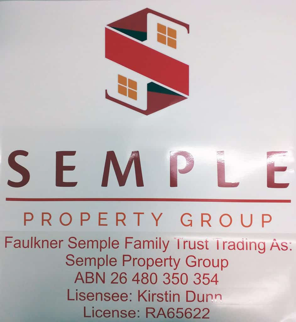 2016 08 semple property group perth western australia custom door sticker