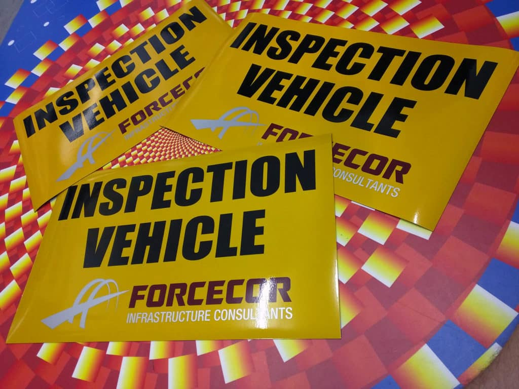 2016-09-forcecor-infrastructure-consultants-inspection-vehicle-magnetic-car-door-signs-eight-mile-plains-queensland