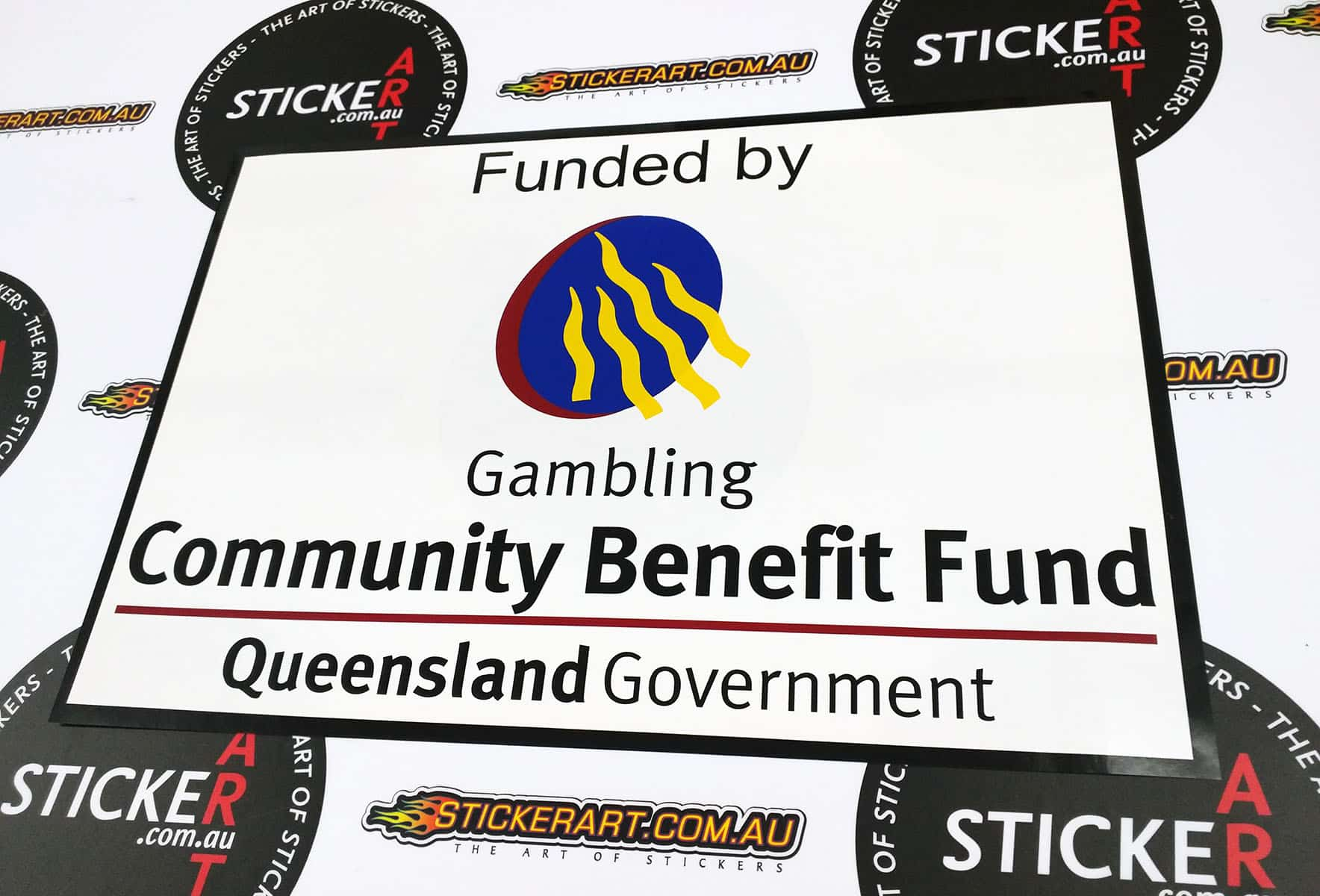 Qld gov gambling community benefit fund harrahs hotel and casino in laughlin