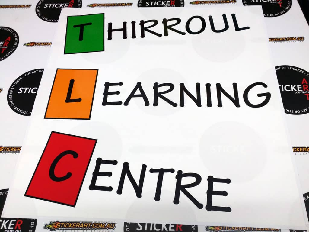 2016-10-thirroul-learning-centre-custom-printed-sticker-thirroul-new-south-wales