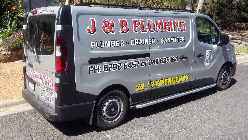 2016-10-j-b-plumbing-van-signage-canberra-australian-capital-territory