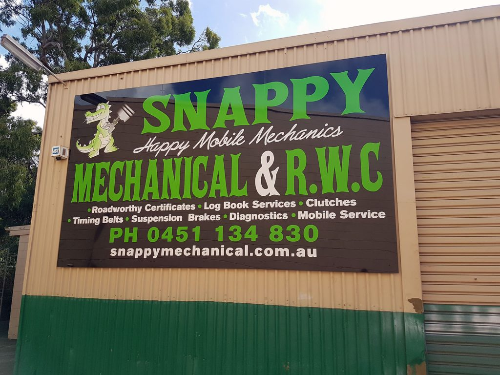 Snappy Happy Mobile Mechanics