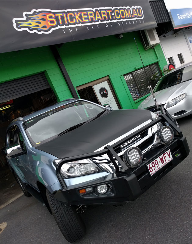 Custom Car Stripes And Vehicle Wrapping Brisbane Australia