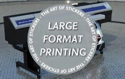 Large Format Printing from The Art of Stickers