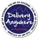 Delivery to all parts of Australia