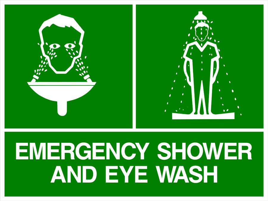 Emergency Shower 3