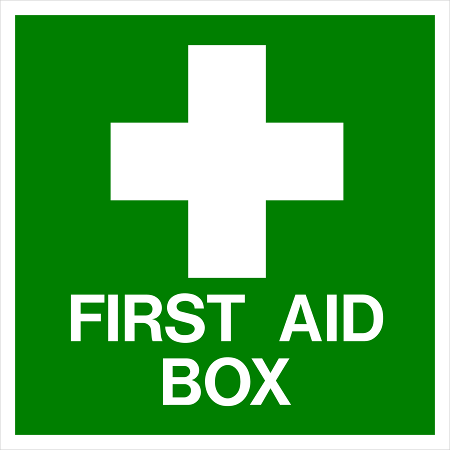 First Aid Area