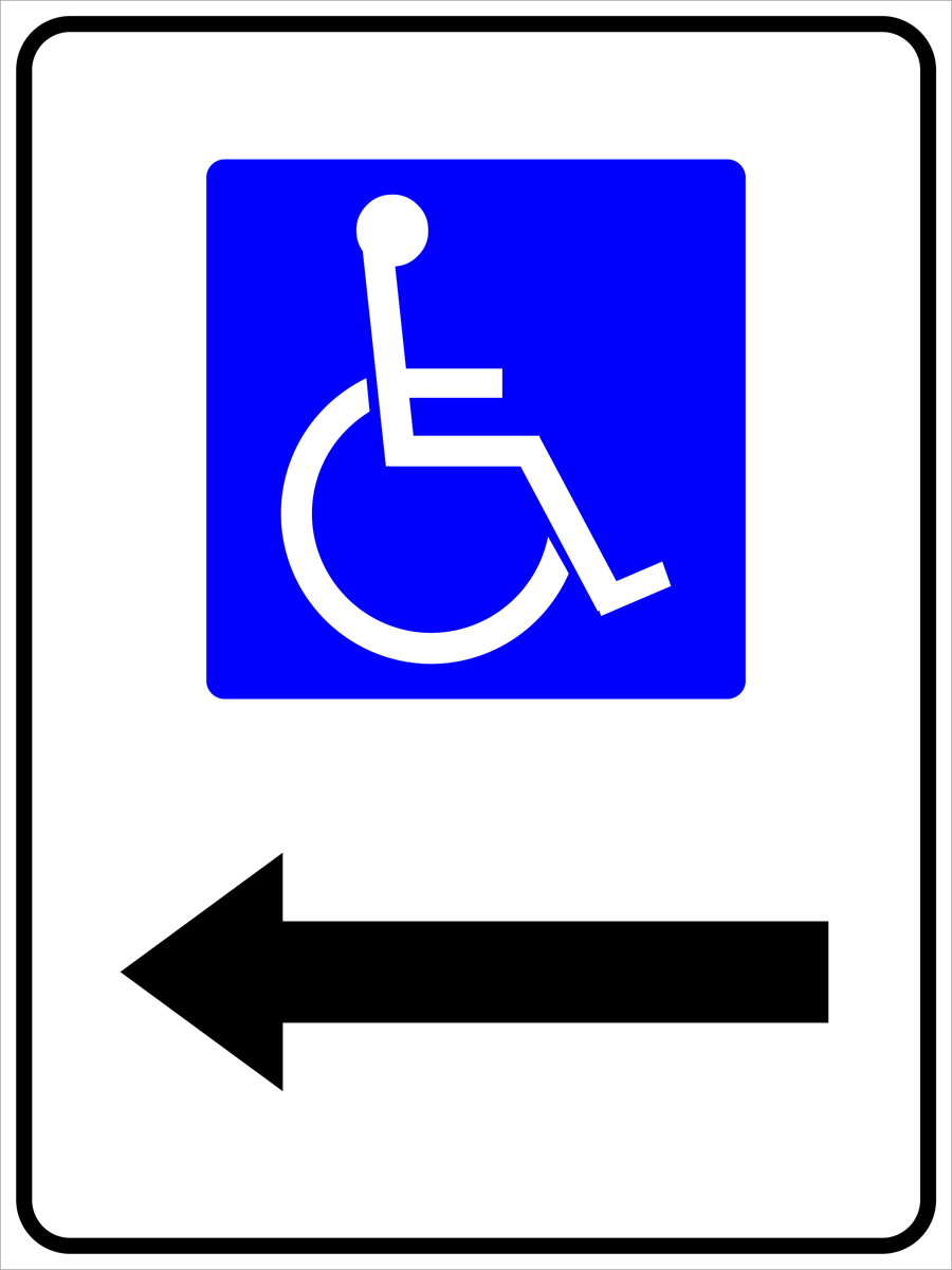 Disabled Arrow Left