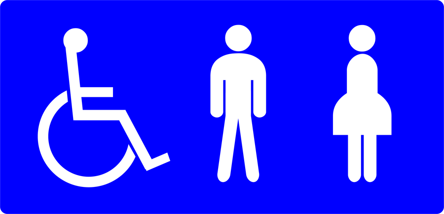 Disabled Mens Womans