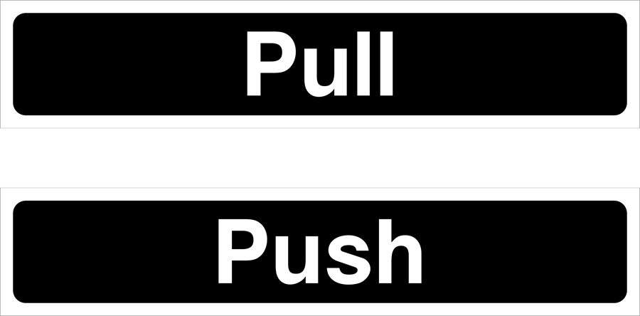 Push Pull Horizontal