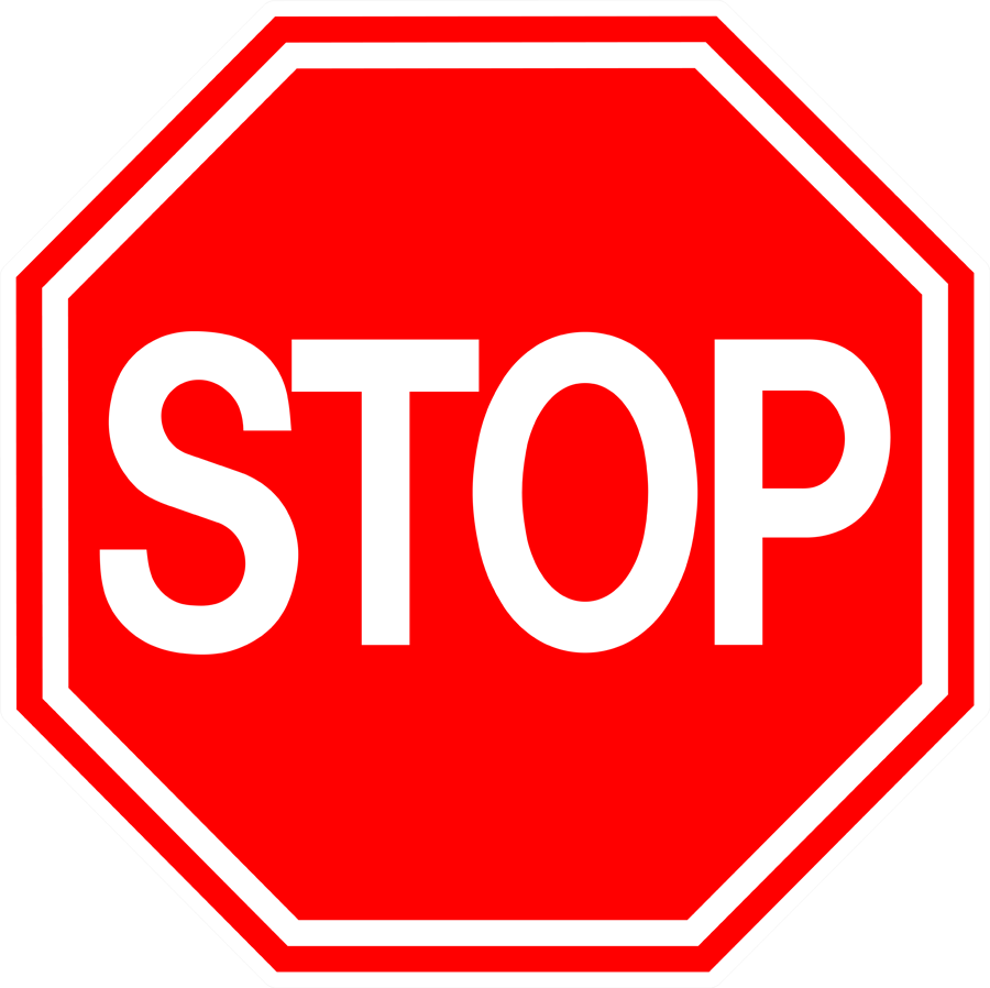 Traffic Signs - Stop