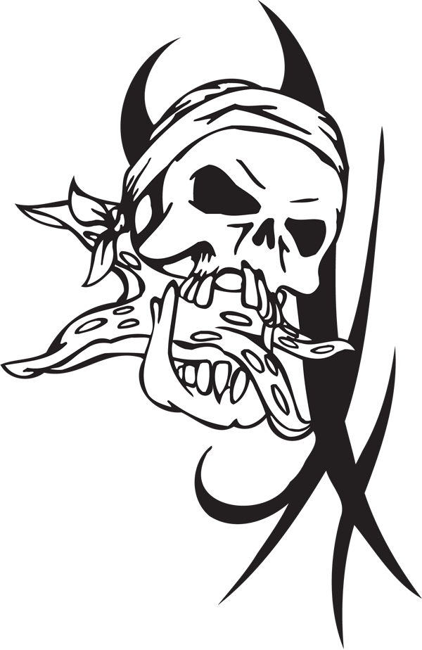 Pirate Sticker #7