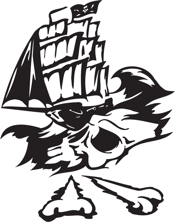 Pirate Sticker #21