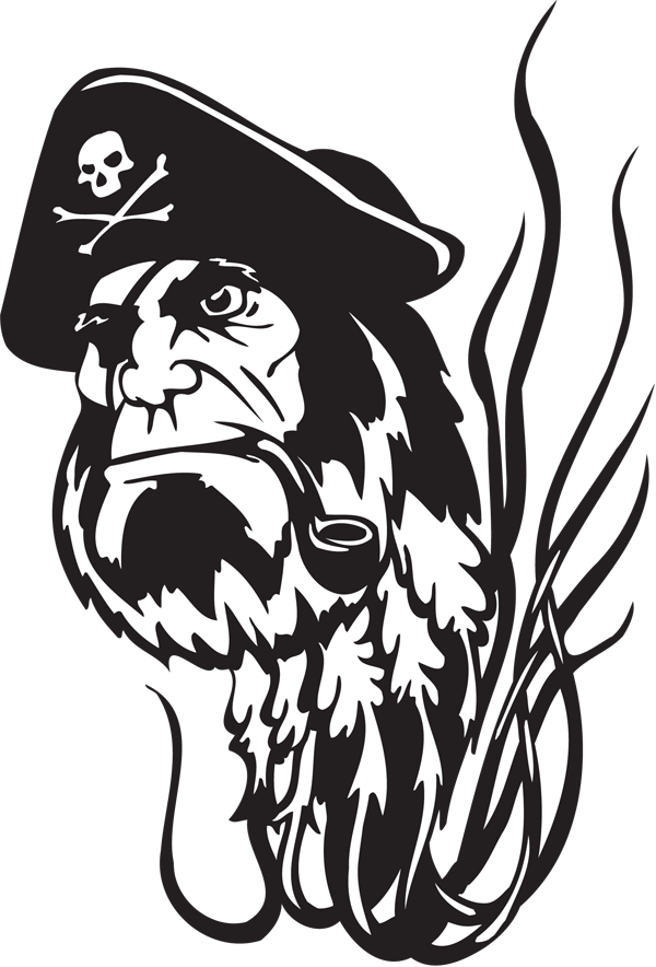 Pirate Sticker #34