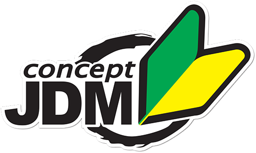 Concept Jdm Printed Sticker