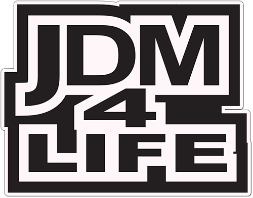 4 Life Printed Sticker