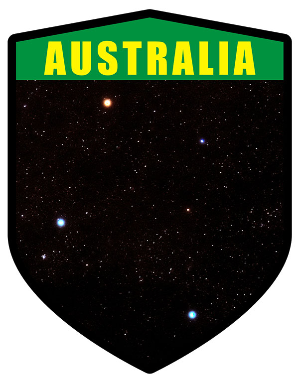 AU Southern Cross Constellation
