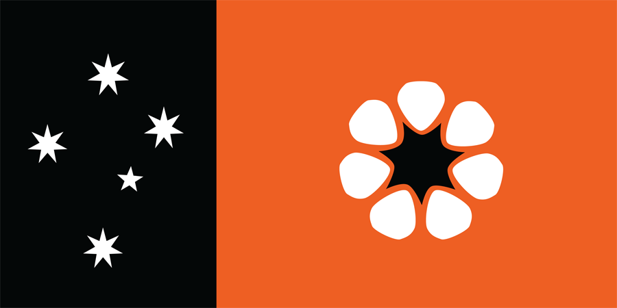 Australia Northern Territory - Flag