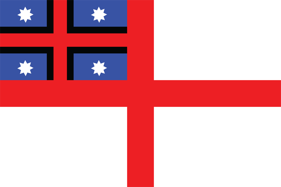 New Zealand Maori - Flag