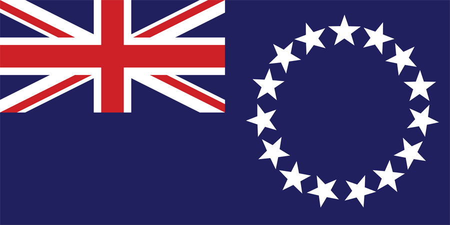 Cook Islands - Flag