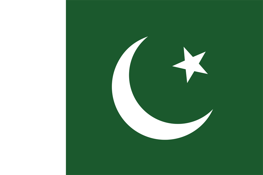 Pakistan - Flag
