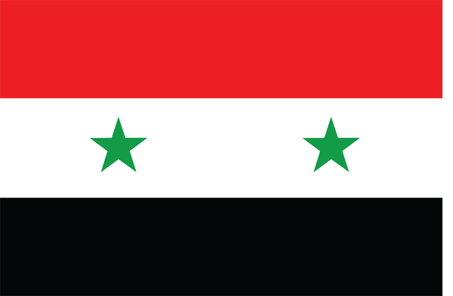 Syrian Arab Republic - Flag