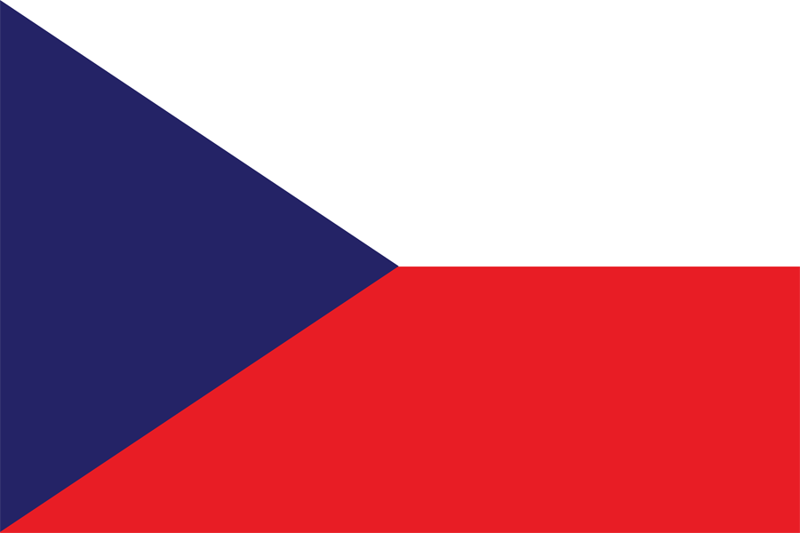 Czech Republic - Flag