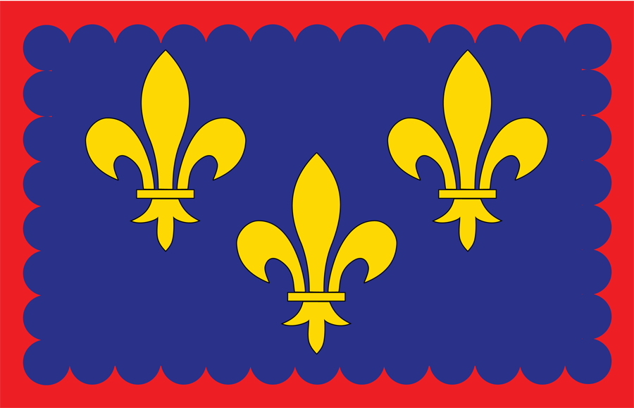 France Berry - Flag