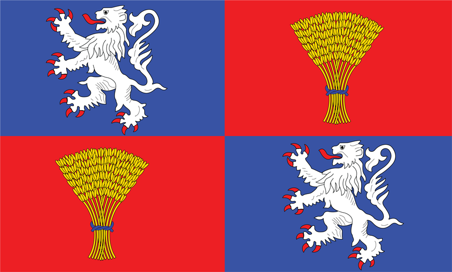 France Gascogne - Flag
