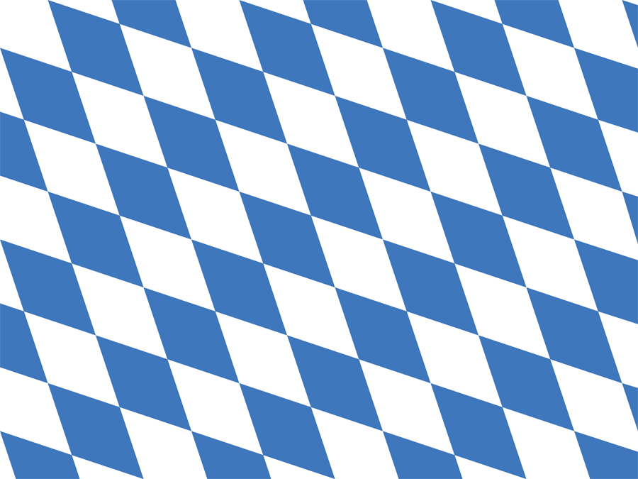 Germany Bavaria - Flag