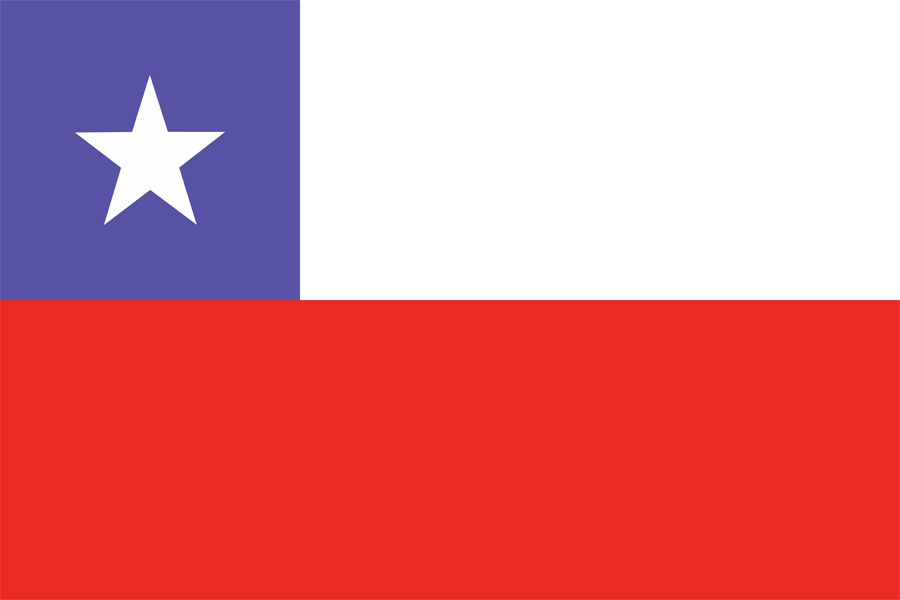 Chile - Flag