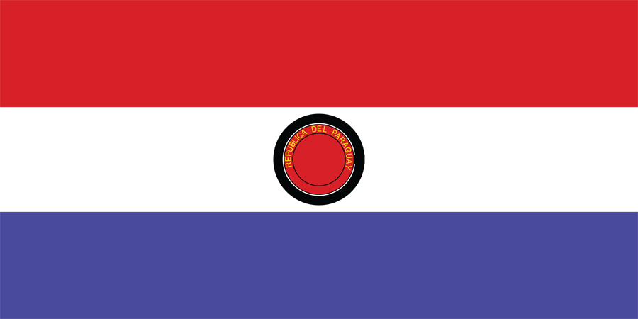 Paraguay - Flag