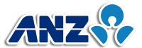 ANZ Logo with Outline