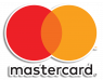 Mastercard Stacked Logo with Outline