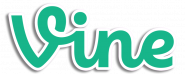 Vine Logo with Outline