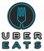 Uber Eats Logo With Outline