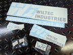 Wiltec Industries Vinyl Cut Decals