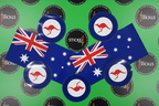 Catalogue Australian Flag Royal Air Force Roundel Printed Stickers