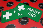 Custom Signage First Aid Signs