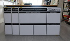 Custom Austral Bricks Communication Noticeboard Business Whiteboard