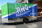 20180712 Custom Print and Vinyl Cut RHQ Vehicle Trailer Wrap Left