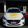 Custom McLeod Partners Ray White Indooroopilly Vehicle Business Signage Graphics Font