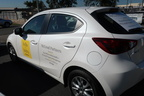 Custom Ray White Indooroopilly Vehicle Business Signage Graphics Side