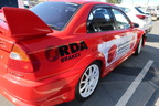 Custom RDA Brakes Sakura Filters Australia Vehicle Business Signage Graphics Side