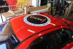 Custom Printed Vehicle Graphics The Art of Stickers Logo