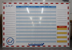 Custom Printed Darling Mainfreight Job Efficiency Business Whiteboard