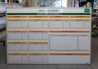 Custom Printed ALSCO Plant Performance Business Whiteboard