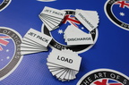 Custom Laser Etched Supavac Load, Discharge & Jet Pack Business Signage