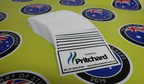 Custom Printed Contour Cut Die-Cut Pritchard Business Stickers